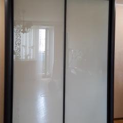 Шкаф купе наполнение двери лакобель с рисунком